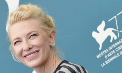 Blanchett on Venice, virus and why lessons weren't realized