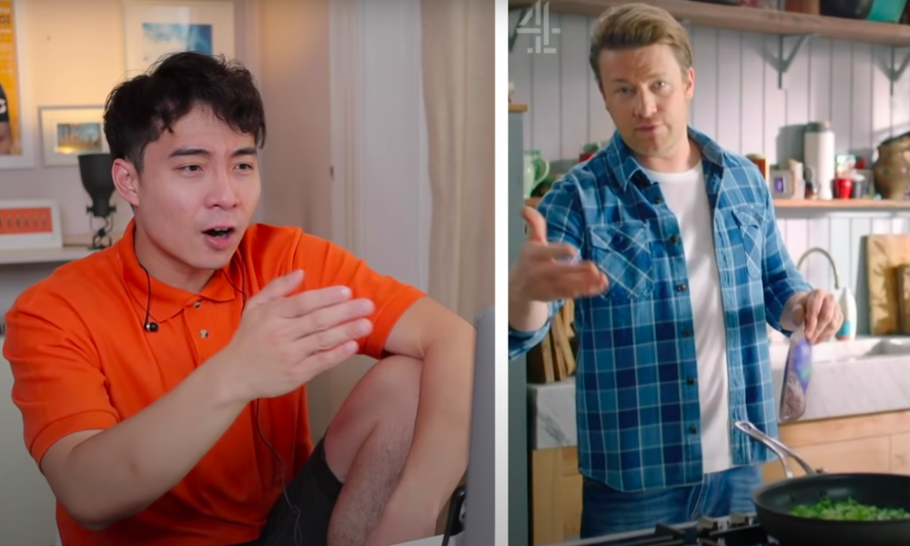 Uncle Roger hilariously takes on Jamie Oliver's 'disgusting' egg fried rice