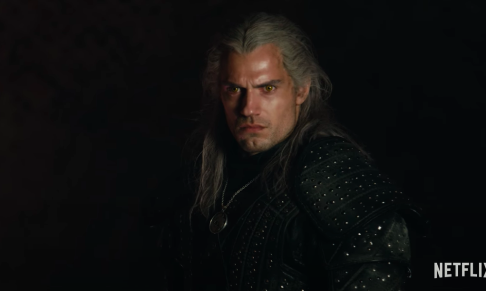 Netflix's contemporary documentary takes you in the befriend of the scenes of 'The Witcher'