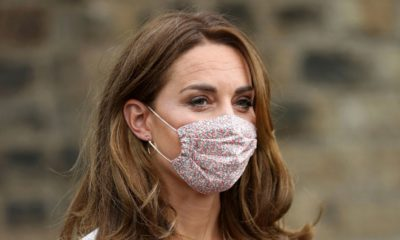 The Most spirited Celeb Face Masks We've Seen One day of COVID-19