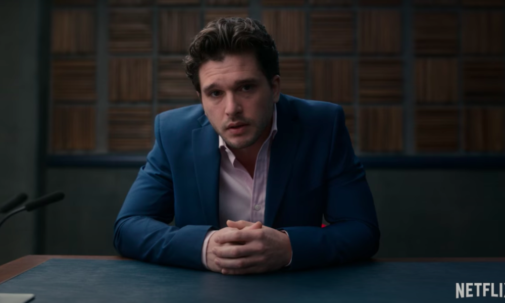 Equipment Harington will get interrogated in Netflix's 'Felony' Season 2 trailer
