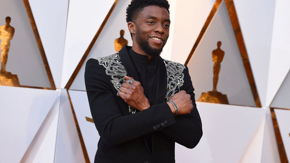 Chadwick Boseman, who embodied Shadowy icons, dies of cancer