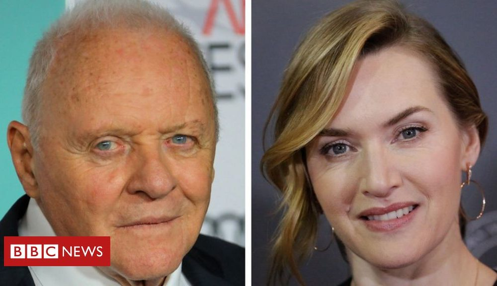 Anthony Hopkins and Kate Winslet honoured at Toronto Film Competition