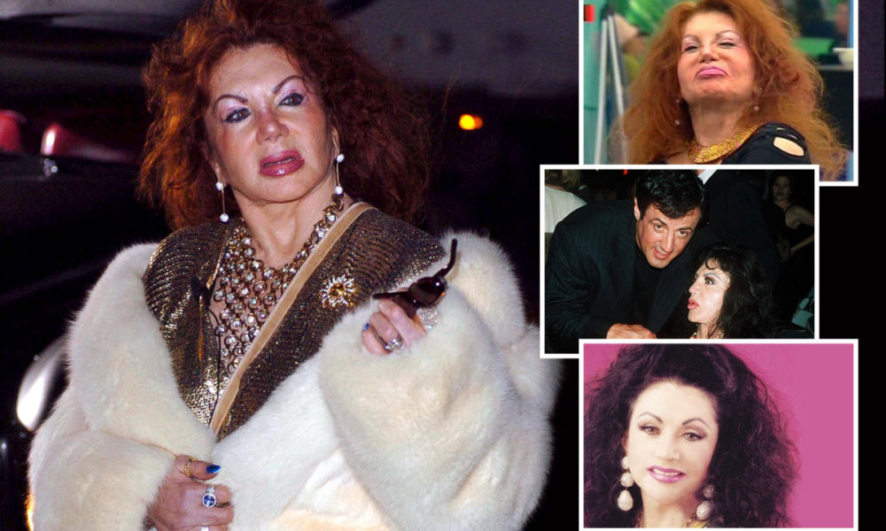 Jackie Stallone modified into once one among Celeb Extensive Brother's good stars thanks to iconic entrance and legendary p – The Solar