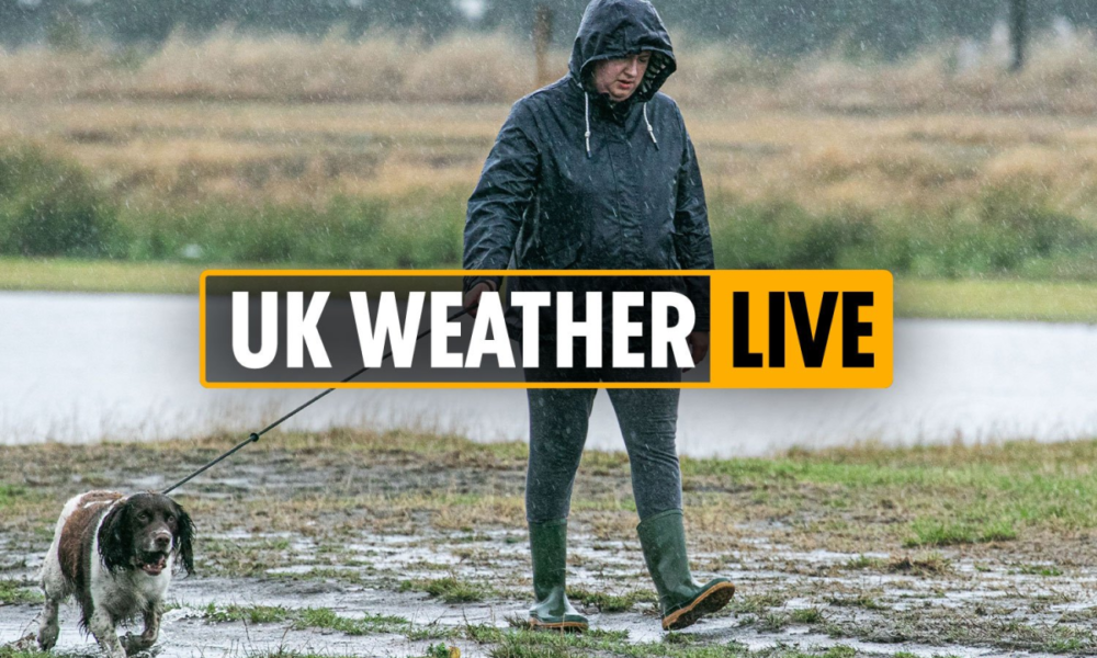 UK weather forecast LIVE: -1C Polar fall, chronicle-breaking cool Bank Vacation and most modern maps – The Solar