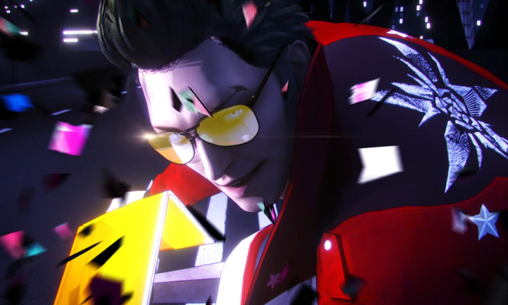 Swap exclusive 'No More Heroes 3' has been delayed to 2021
