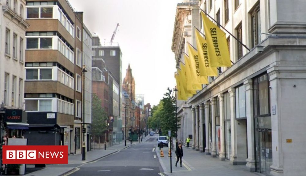 London Selfridges fights belief for strip club opposite entrance