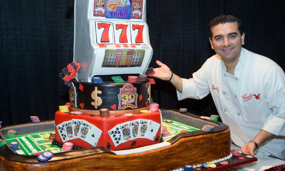 'Cake Boss' Buddy Valastro's hand repeatedly impaled in 'unpleasant accident' at his home – KHOU.com